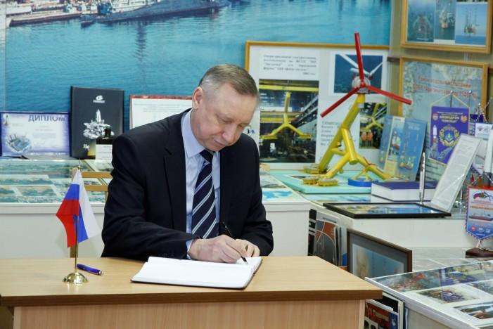 Полпред Президента РФ посетил «Звёздочку»