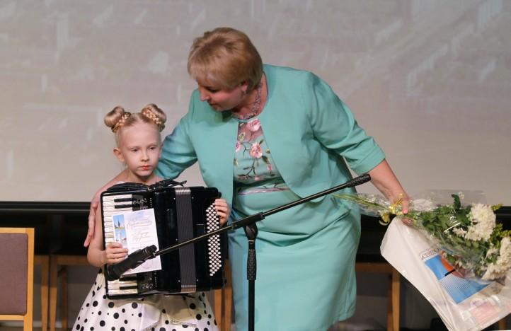 Участники и победители конкурса «Надежда Северодвинска» дали гала-концерт